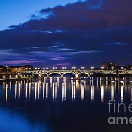 Tony Priestley - Toulouse Bridge 2