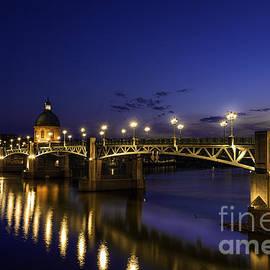 Tony Priestley - Toulouse Bridge 3