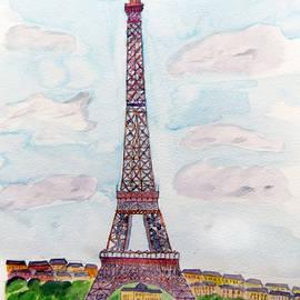 Keshava Shukla - Tour Eiffel