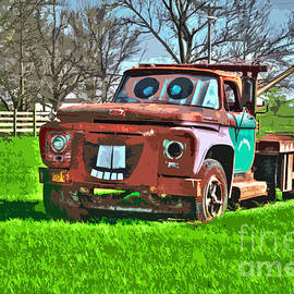 William Fields - Tow Mater Put Out to Pasture