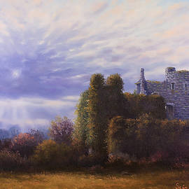 Sean Conlon - Towards Evening Lea Castle