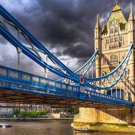 Mark E Tisdale - Tower Bridge - London Landmark