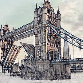 Pennie  McCracken - Tower Bridge