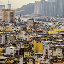Town in Macau - Hyuntae Kim