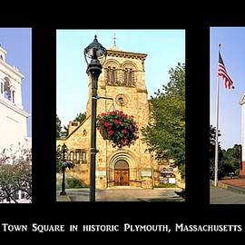 Janice Drew - Town Square Plymouth Massachusetts