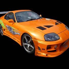 Vicki Spindler - Toyota Supra