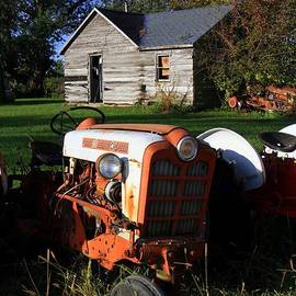 Rick Rauzi - Tractor and Shed