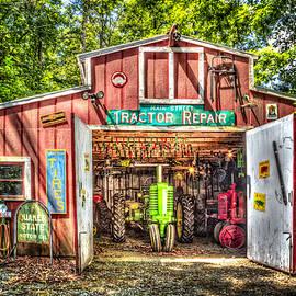 Debra and Dave Vanderlaan - Tractor Repair Shoppe