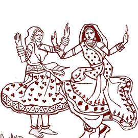 Anand Swaroop Manchiraju - Traditional Dancers