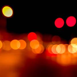 Traffic Lights Number 5 - Steve Gadomski