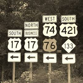 Cynthia Guinn - Traffic Signs