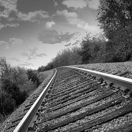 Chris Daugherty - Train Track