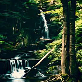 Larry Espinoza - Tranquility Falls