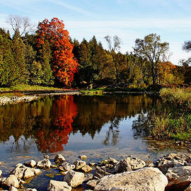 Debbie Oppermann - Tranquility On The Grand River