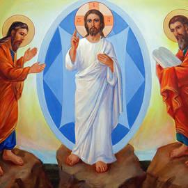 Svitozar Nenyuk - Transfiguration of Jesus