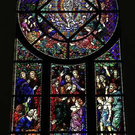 Donna Kennedy - Transfiguration Window