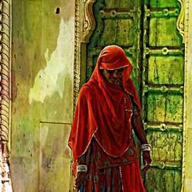 Sue Jacobi - Travel Slice of Life Spring Cleaning Sun Fort India Rajasthan 2a