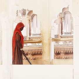 Sue Jacobi - Travel Slice of Life Sweeping Mehrangarh Fort India Rajasthan 1a