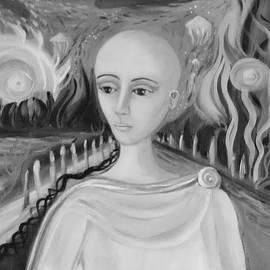 Deyanira Harris - Traveling in black and white