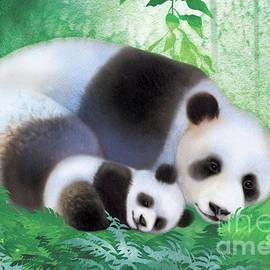 Tracy Herrmann - Treasure Garden Pandas