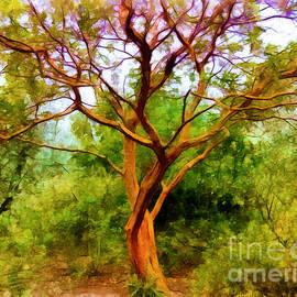 Judi Bagwell - Tree at Kew Gardens