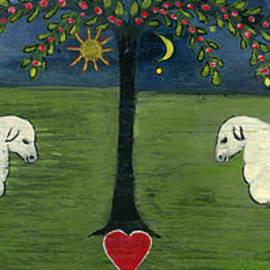 Anna Folkartanna Maciejewska-Dyba  - Tree of Happiness