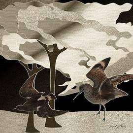 Iris Gelbart - Tree Time 4