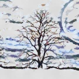 Catherine Lott - Trees and Moon It Is