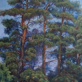 Anna Shurakova - Trees