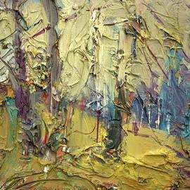 Nikolay Malafeev - Trees On The Hillside