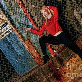 Blake Richards - Trespassing Annika Helmer