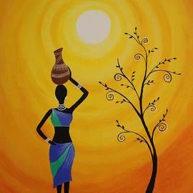 Kalyani Zodey - Tribal Art