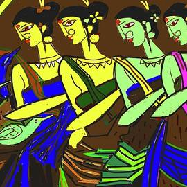 Anand Swaroop Manchiraju - Tribal Beauties-2