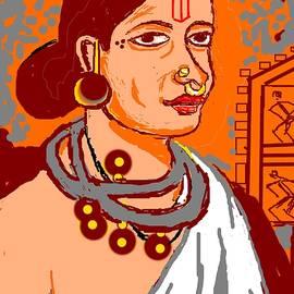 Anand Swaroop Manchiraju - Tribal Beauty
