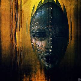 Gun Legler - Tribal mask