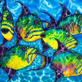Daniel Jean-Baptiste - Trigger Fish - Caribbean Sea