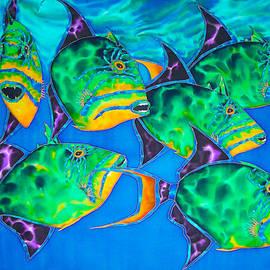 Daniel Jean-Baptiste - Queen Triggerfish