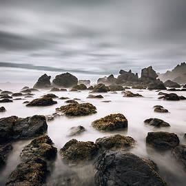 Lee Harland - Trinidad Seascape