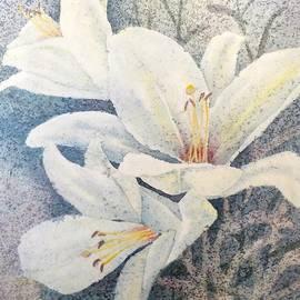 Carolyn Rosenberger - Triplefold White