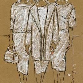 P J Lewis - Triplets