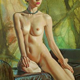 Trisha 235 in Abstract - Paul Krapf