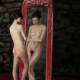 Nigel Follett - Trisha in Reflection