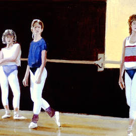 David Zimmerman - Trois Danseurs