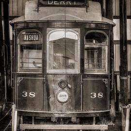 Jerry Fornarotto - Trolley NO. 38