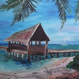Judy Via-Wolff - Tropical Boathouse