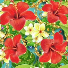 Mark Ashkenazi - Tropical Color Party