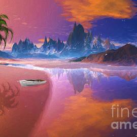 Heinz G Mielke - Tropical Dream Island Beach