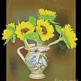 Linda Troski - True Sunflowers