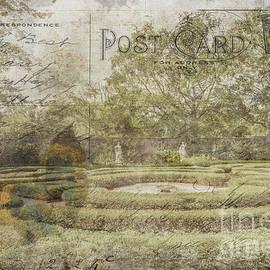 Kelley Freel-Ebner - Tryon Palace Postcard