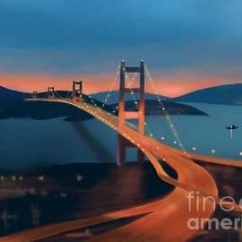 Alexander Sydney - Tsing Ma Bridge